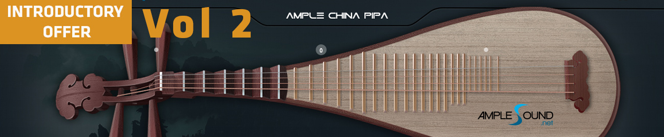 Banner Ample China Pipa V2 Introductory Offer
