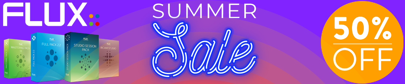 Banner Flux:: Bundle Summer - 50% OFF
