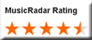 MusikRadar Rating 4.5