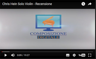 Video tutorial Italian language