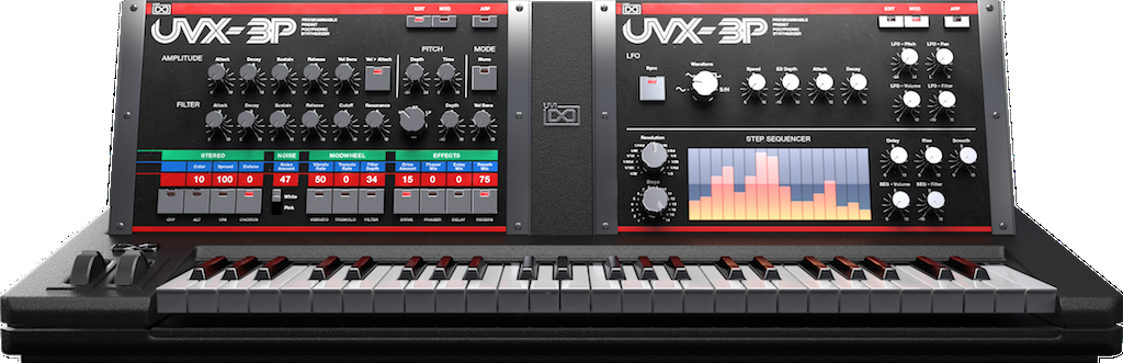 UVX 3P Synthesizer