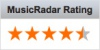 MusicRadar Rating 4.5 Stars