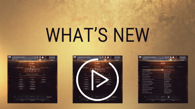 Whats New Video Banner