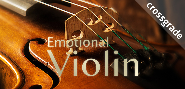 Emotional Violin Crossgrade Header